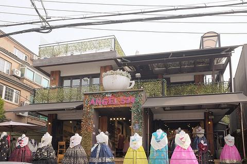 三清洞文化街