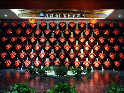 洋河酒厂文化旅游区旅游景点图片