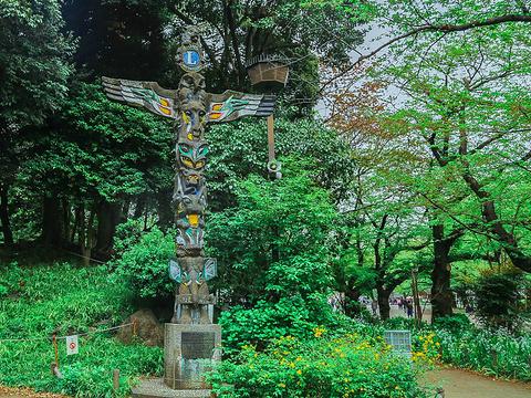 上野恩赐公园旅游景点图片