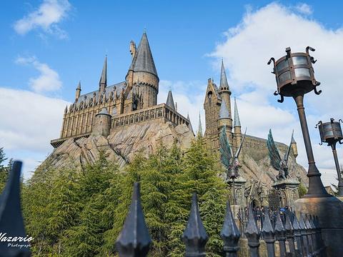 哈利波特魔法世界旅游景点图片