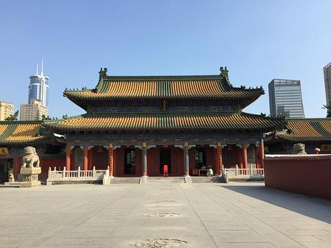 大兴善寺的图片