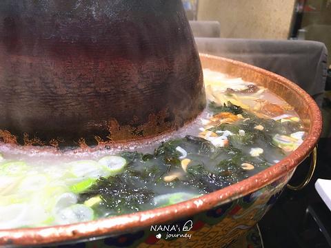 乌拉满族火锅 乌拉街店旅游景点攻略图
