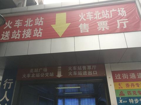 成都站旅游景点攻略图