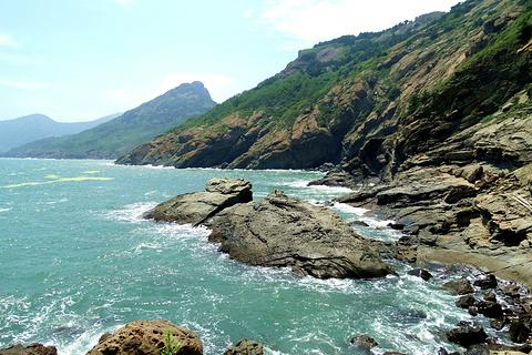 灵山岛的图片