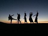 敦煌MO漠沙漠露营基地