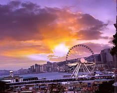 不一样的云端香港——维港500强+香港大学+港交所+太平山富人区+米其林之旅