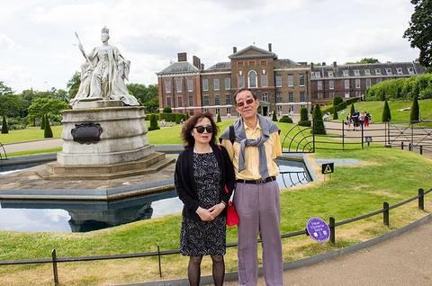 肯辛顿宫旅游景点攻略图