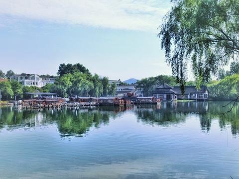 杨公堤旅游景点图片