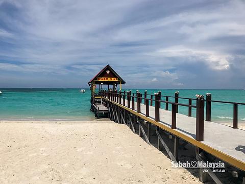 环滩岛旅游景点图片