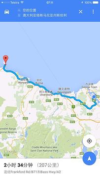 添马舰河疗养酒店(Tamar River Retreat)旅游景点攻略图