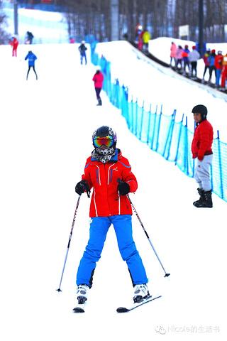 """""""每个酒店都有针对不同需求的滑雪套票,只要住宿就可以赠送滑雪票,非常实惠也非常方便_长白山国际度假区""""的评论图片"""
