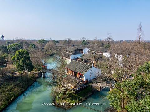 西溪国家湿地公园旅游景点图片