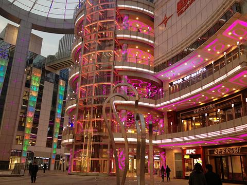 恒茂梦时代广场旅游景点图片