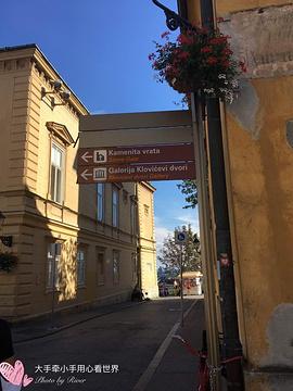 萨格勒布圣凯瑟琳教堂旅游景点攻略图