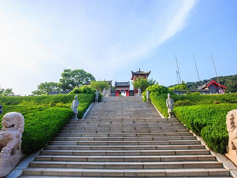 荣成始皇庙旅游景点图片