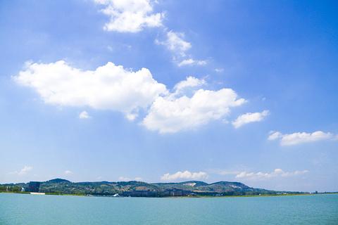 金牛湖旅游景点攻略图
