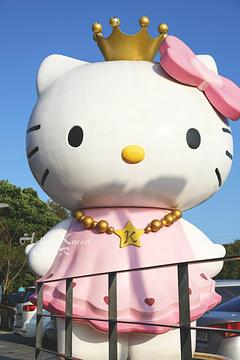 凯蒂猫主题馆旅游景点攻略图