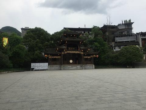 王村芙蓉镇旅游景点攻略图