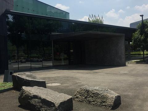 成都当代美术馆旅游景点图片