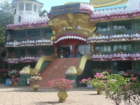 丹布勒石窟寺旅游景点攻略图