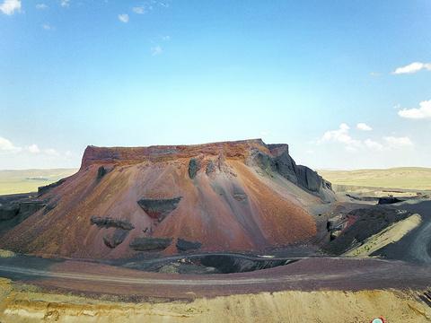 乌兰哈达火山地质公园旅游景点图片