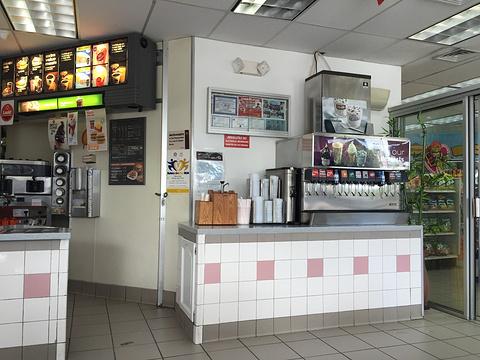麦当劳旅游景点攻略图