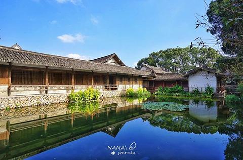 苍坡古村旅游景点攻略图