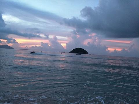 西冲沙滩旅游景点攻略图