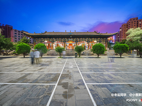 东关清真大寺旅游景点图片
