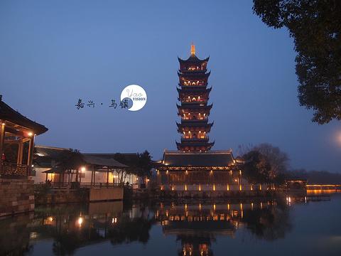 白莲塔寺旅游景点图片