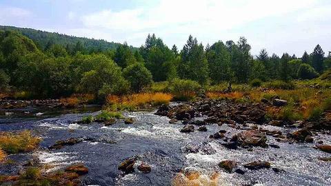 阿尔山国家森林公园旅游景点攻略图