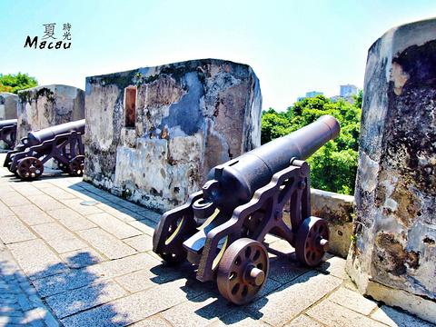 大炮台旅游景点图片