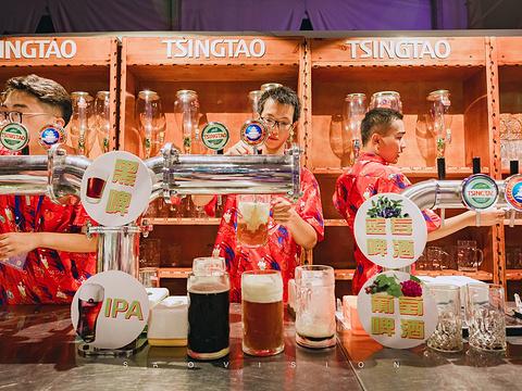青岛国际啤酒节旅游景点图片