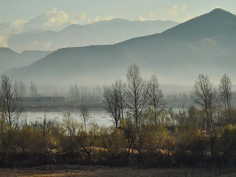 大落水村旅游景点图片