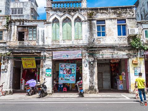 骑楼老街旅游景点图片