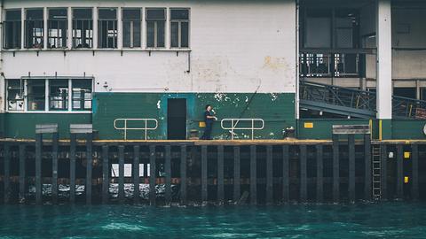 尖沙咀天星码头旅游景点攻略图