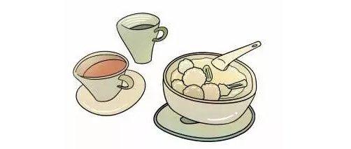 """""""有态度""""的茶餐厅图片"""