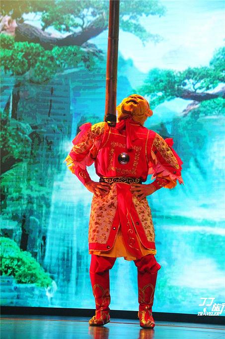 星梦传奇,中国达人秀现场图片