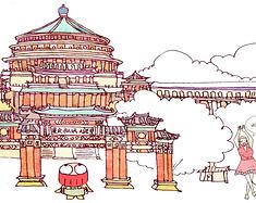 去重庆,看这一篇就够啦!手绘重庆玩全攻略