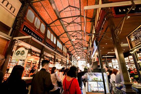 圣米盖尔市场旅游景点攻略图