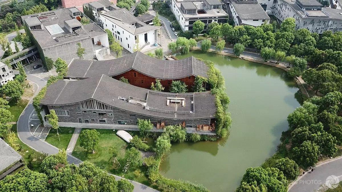 中国美术学院象山校区_2020中国美术学院游玩攻略,中国美院设计朝圣艺术留影【去