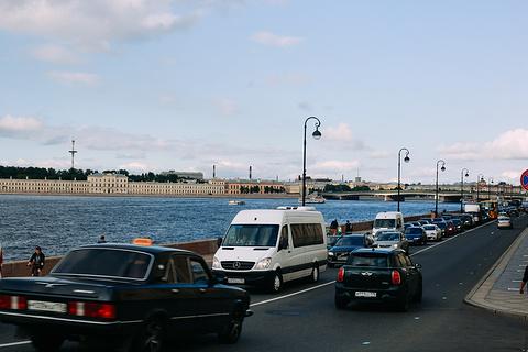 涅瓦河旅游景点攻略图