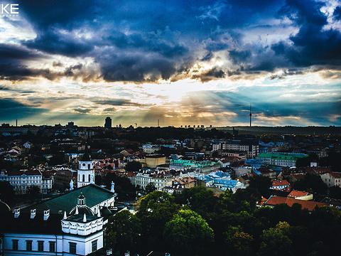 格季米纳斯塔楼旅游景点图片
