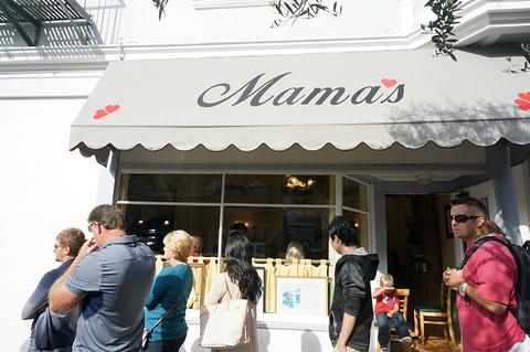 Mama's on Washington Square旅游景点攻略图