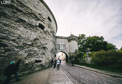 胖玛格丽特堡垒旅游景点攻略图