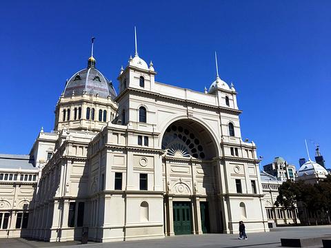 皇家展览馆旅游景点攻略图