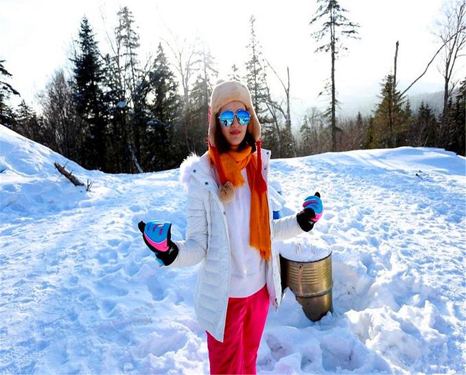 中国超雪_一个北方女汉子的 东北之旅,-雪乡-亚布力滑雪场-哈尔滨-漠河 ...