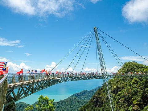 天空之桥旅游景点图片