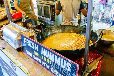 博罗市场旅游景点攻略图