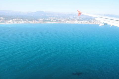 尼斯蓝色海岸机场旅游景点攻略图